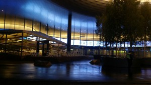 BASELWORLD Eingangsbereich am 15. März 2016